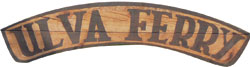 Ulva Ferry logo