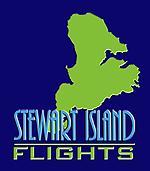 Stewart Island Flights logo
