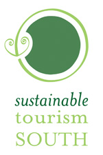 Sustainable Tourism South logo