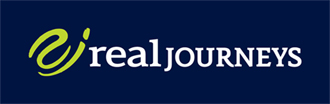 Real Journeys logo