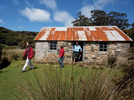 Stewart Island Experience Guided Walks