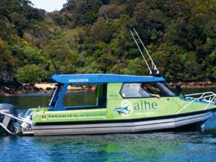 Aihe Eco Charters & Water Taxi