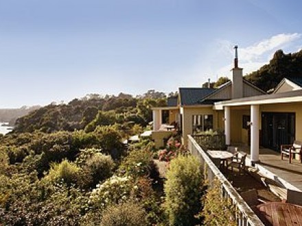 Stewart Island Lodge - B&B